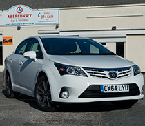 Totota Avensis Business Edition